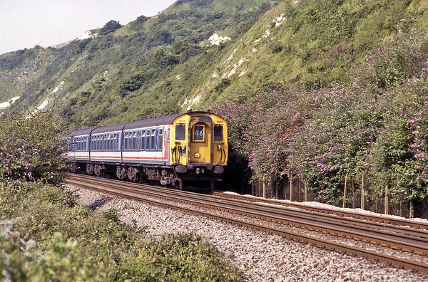 Channel Trains 1993 & 1994