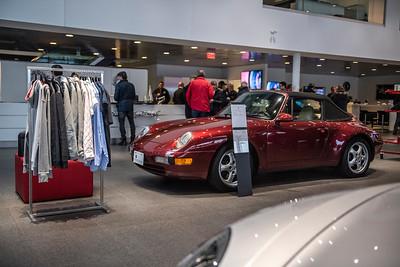Porsche Oakville Classics Event