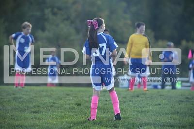 MDP CYO JV Homecoming Soccer Game