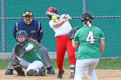 Pt. Pleasant Beach vs Brick girls softball 04-22-21