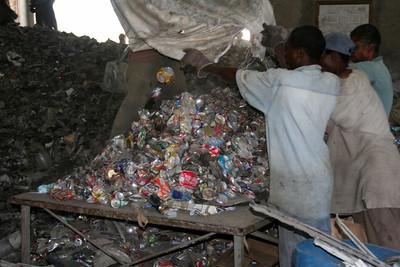 Haiti Recycling