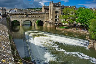 Stonehenge & Bath, England