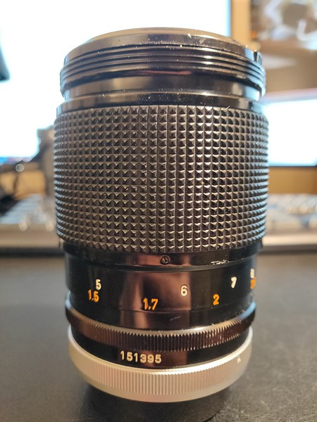 Canon FD 135mm 2.5 S.C. - Serial R610 & 151395 004.jpg