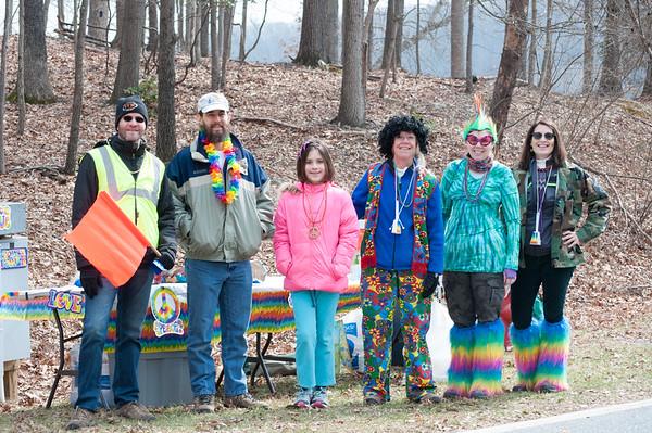 Seneca Greenway Trail Marathon - Nguyen