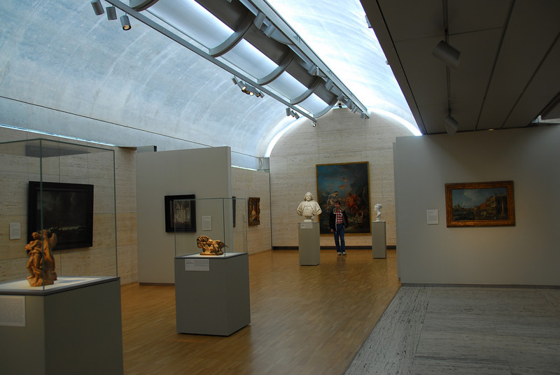 Kimbell Art Museum in Fort Worth, Texas