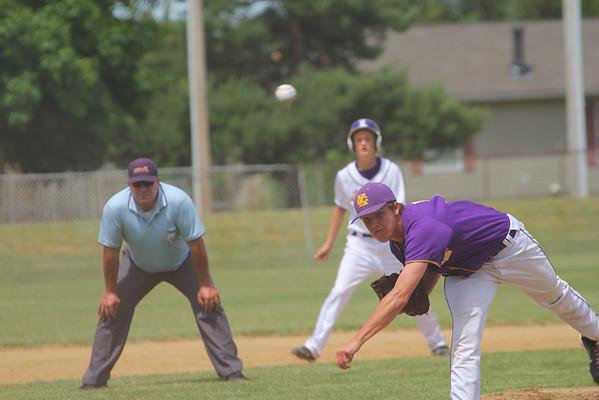 Baseball Regionals vs. Lawrence - 6/7/14 - KCHS