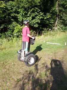 Wk. of Aug. 30th-SegRides of VT-Segway Photos