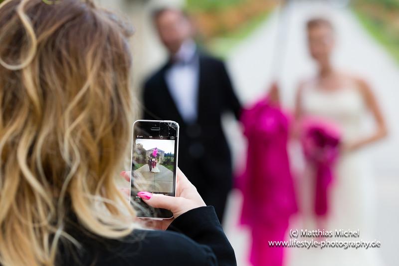 Heiraten im Schloss Dyck - Hochzeit - Brautpaar -