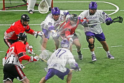 9/23/2019 - Canada vs. Iroquois - Langley Events Centre (Arena), Langley BC, Canada
