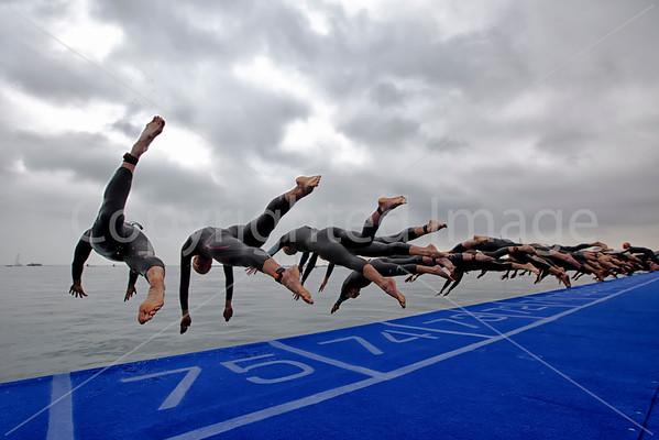 2015 ITU Chicago Triathlon