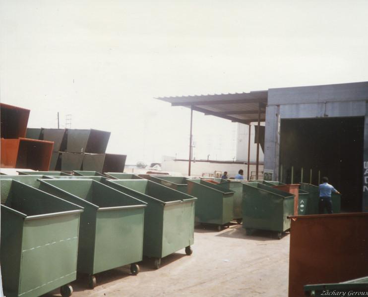 Brand new bins