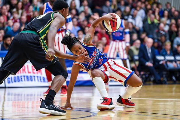 Harlem Globetrotters v Washington Generals - 12.10.19
