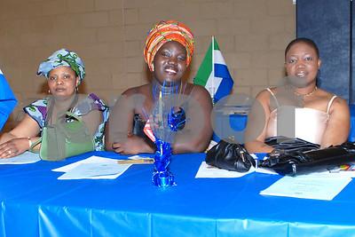 Sierra Leone's 49th Independence Celebration, MN 2010