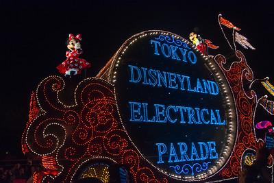 Day 12 - Tokyo Disneyland Second Visit