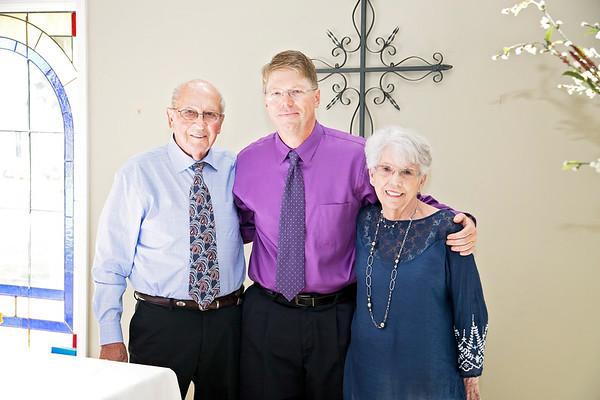 Bill and Ilene 60th Anniversary