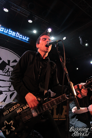 Anti-Flag @ the Troubadour (Hollywood, CA); 01/28/18