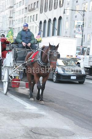 New York City - Radio City Music Hall, Central Park & Street Scenes - April 4, 2006