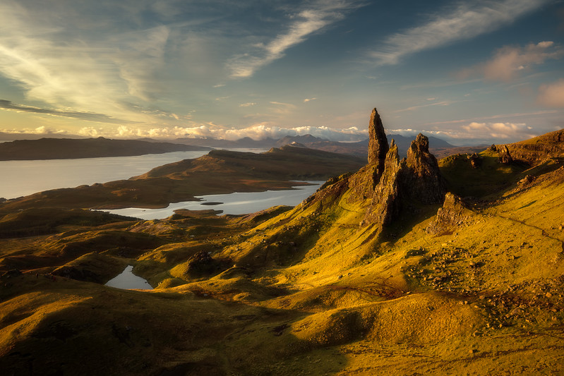 Old man of Storr sunrise scotland isle of skye golden hour 2-3.jpg