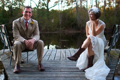 MAY-CREECH WEDDING