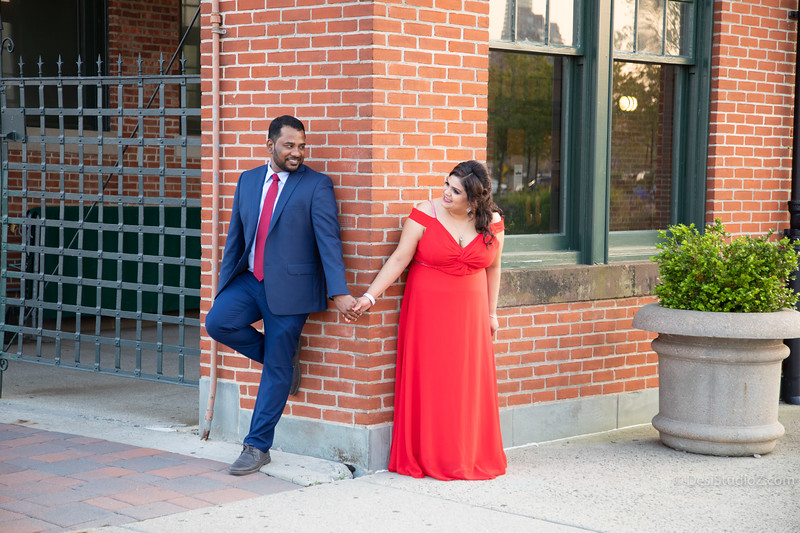 Vinita and Vikram Engagement