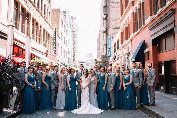 Cleveland, Ohio Wedding Photographer   Lauren & Joe's Cleveland Wedding