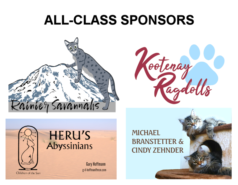 Our All-Class Sponsors
