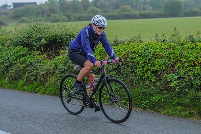 Tour de Môn Mawr at 14 Miles