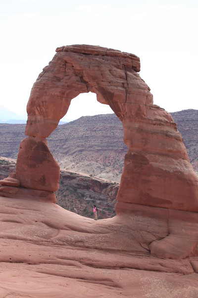 20080908-018 - Arches NP - 06 Delicate Arch.JPG