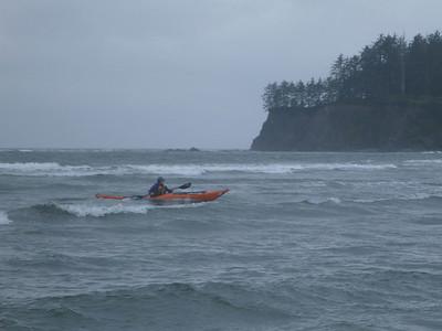 Washington Kayak Club Coastal Clinic, 2015