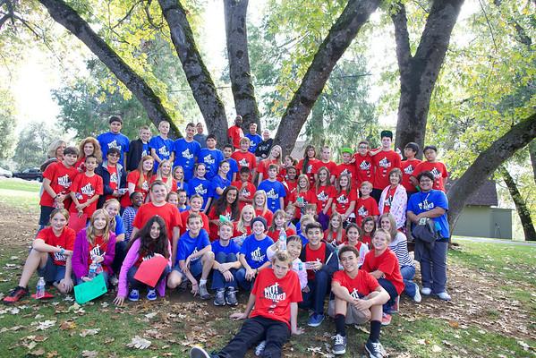 6th Grade Camp 2012