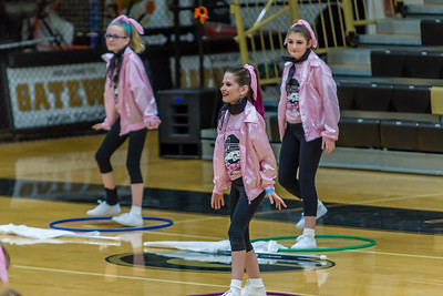 2-18-2017 Norwin Little Knights Elementary Guard