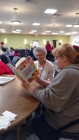 JRC Adult Learning Center Visit