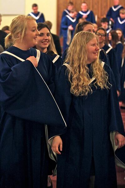 AFLBS Proclaim Choir, Feb 15, 2014