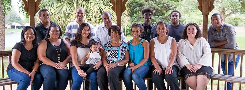 The Wongsam & Forrester Families