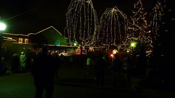 11-30 - Lighting the Smyrna Tree - Smyrna, GA