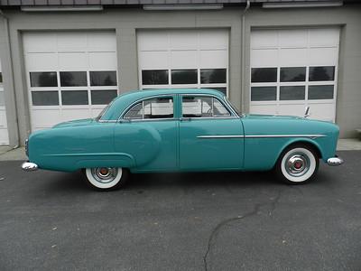 1951 Packard 200 4 Door - Completed Restoration Pictures