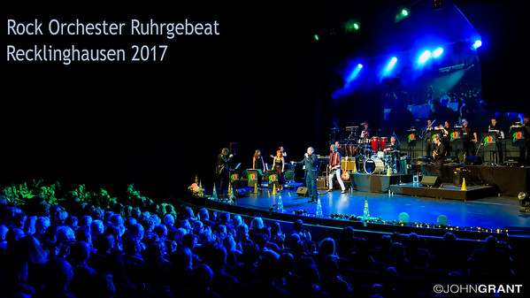 Rock Orchester Ruhrgebeat Recklinghausen 2017