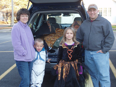 Trunk or Treat 2009