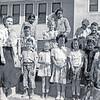 Miss Ruth Ann Wilson's 1st & 2nd grade classes – 1949