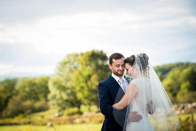Katie & Joe: Married at the Maple Rock Farm, Parsonsfield, ME