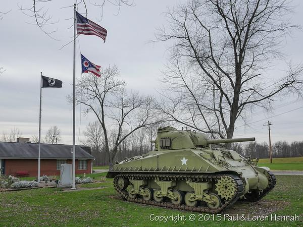 AL Post 674 – Windham, OH – M4A3E9