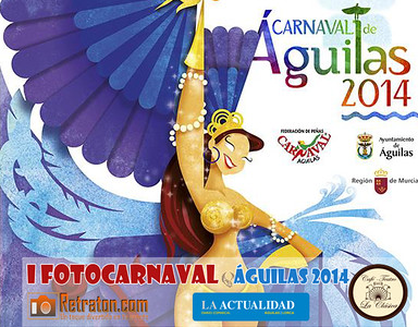 I FotoCarnaval Águilas 2014