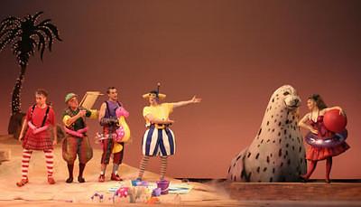 Ariadne auf Naxos- LA Opera