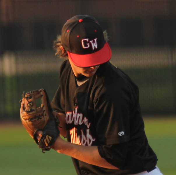Brandon Boling gets the start in Gardner-Webb's match-up against UNC-Asheville on Friday, March 18th, 2011.