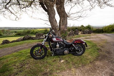 Hazy & the Harley