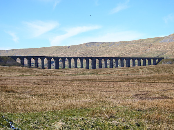 Ribblehead - 10th April 2016