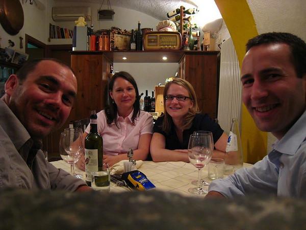Italy April 26 - May 4 2007