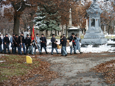 Colonel Wesley Brainerd Memorial Service