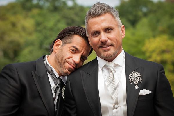 Carl and Drew Wedding 9.14.13