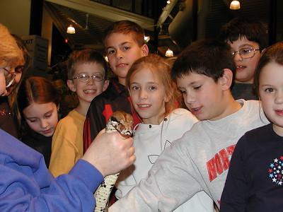 JOY Zoo Trip - January 19, 2002